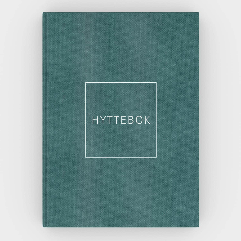 Hyttebok sjøgrønn